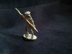 Boushh Vintage Lead Figurine (Princess Leia disguises herself as Boushh in Return of the Jedi), 1-inch, 1988.