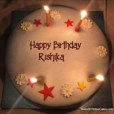 Happy Birthday Rishika