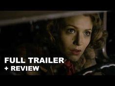The Age of Adaline Official Trailer + Trailer Review - Blake Lively 2015...