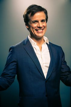 """Actor Christian LeBlanc (CBS' """"The Young and the Restless"""") stops by to chat and cook a special meal with Marie."""