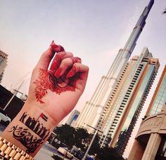 Image via We Heart It https://weheartit.com/entry/149217346/via/16310433 #Dubai #UAE #burjkhalifa #dxb #emirati #khalifatower #دبي #اليومالوطني #uaenationalday #spiritoftheunion #روحالاتحاد #برجخليفه #unitedarabofemirates #امارتيه #احبجاماراتي