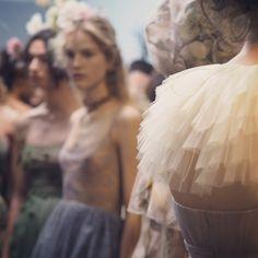 In Her Debut Dior Couture Show, Maria Grazia Chiuri Tells a Feminist Fairytale Photos | W Magazine