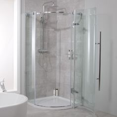 £209.95 Alora 900 x 900 Quadrant Shower Enclosure