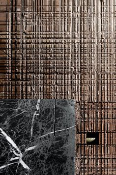 Retegui Marble, the luxury stone that fascinates - Collaboration with Jean Louis Iratzoki at M&O 2014 #marble #wall