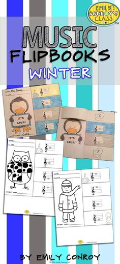 Winter Music Flipboo