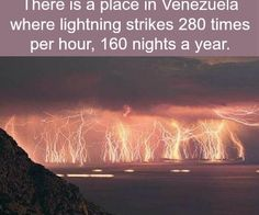 I want to go to Venezuela!!
