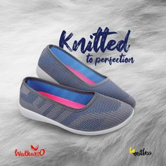 Designed and knitted flawlessly to fit your style perfectly. #Walkaroo #BeRestless Online Collections, Kid Shoes, Keds, Shoes Online, Your Style, Footwear, Slip On, Sneakers, Fitness