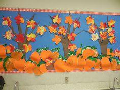 Mrs. Vento's Kindergarten: fall garden