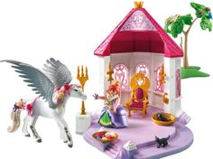 PLAYMOBIL Princess Room with Pegasus $29.99