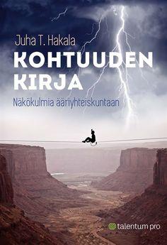 Kohtuuden kirja kansi - Alma Talent