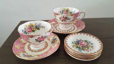 Royal Albert - Lady Carlyle Johnson Bros, Royal Albert, Tea Sets, Pots, Porcelain, Ceramics, Coffee, Elegant, Lady