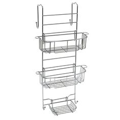 Zenith Products E7803STBB Over the Shower or Tub Door Caddy, Stainless Steel ZPC Zenith Products Corporation,http://www.amazon.com/dp/B0088QW858/ref=cm_sw_r_pi_dp_vteqtb1AE8382CF9