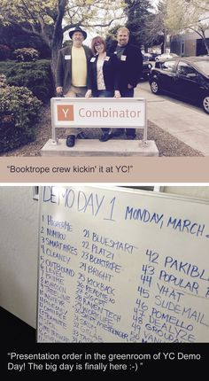 Today #Booktrope will be presenting at Y Combinator Demo Day.   Follow CMO/ Co-founder, @ksearsbooks on Twitter for updates!    ( #YCDemoDay #Startups)