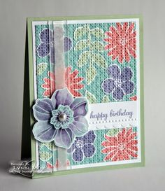 LW Designs: Saying Goodbye: Secret Garden Bundle