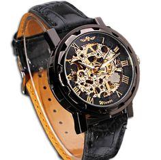 Winner Skeleton Black http://amp.gs/xtlQ  Часы «Winner Skeleton Black». Эти часы — олицетворение статуса и успеха, чувства стиля и вкуса, оригинальности и самодостаточности. Возьмите с собой эти часы на деловую встречу, на отдых или просто носите их в повседневной жизни и они будут дарить Вам только приятные эмоции, восхищения со стороны женщин и уважение со стороны мужчин!