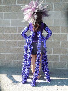 298792_411311925583763_356309590_n.jpg (720×960) mermaid 2014, octopus costum, mermaid jr, costum idea, mermaid costum