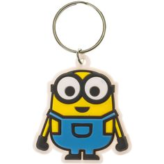 Minions Bob Keyring (5.61 CAD) ❤ liked on Polyvore