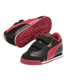 Help a cutie be the cool kid on the block with these lightweight and stylish kicks. A traction sole, orthopedic arch supports and a padded tongue offer ample comfort and security, while a signature PUMA stitched design is distinct and oh-so cool.