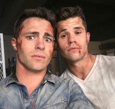 Jackson and ethan