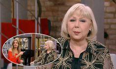 Reaparece Cristina Saralegui en los foros de Univision: 'La gente piensa que Don Francisco es un pesado — mentira'