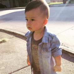 46 Cute Baby Boy Haircuts to Make your Kids so Charming and Style # Boys Haircuts 2018, Cool Boys Haircuts, Little Boy Hairstyles, Toddler Boy Haircuts, Stylish Baby Boy, Trendy Baby Clothes, Cute Baby Boy, Baby Boy Haircut Styles, Baby Haircut