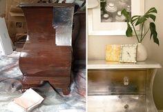silver leaf furniture using silver leaf pages
