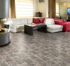 Do you want to add a touch of class or personality to your home? Is your home getting a bit dull to look at or you want a makeover? Then the right choice would be Vinyl flooring. Vinyl flooring has a wide range of designs and options available that can change the look and feel of a particular room or your home itself.