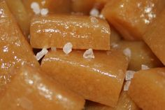 these homemade MICROWAVE Caramels are wonderful - and are done in 6 minutes, no thermometer!  LOVE!