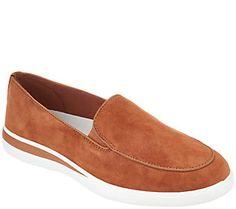 199ab02c817 ED Ellen DeGeneres Suede Slip-On Shoes - Antona