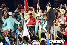 ぱくにゅー: 【仁川アジア大会】韓国主要TV局 閉幕式どうせ見ねーだろ?中継止めちゃえwwwwwww