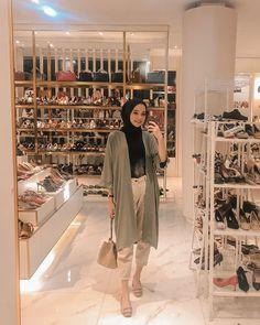 Modern Hijab Fashion, Modesty Fashion, Hijab Fashion Inspiration, Arab Fashion, Muslim Fashion, Hijab Turban Style, Hijab Chic, Ootd Hijab, Niqab