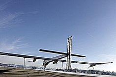 Solar Impulse to Start Around the World Flight from Abu Dhabi Next Year