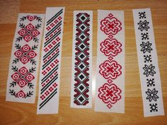 Semne de carte cusute pe etamină Beadwork Designs, Mandala, Alter, Cross Stitch Embroidery, Bookmarks, Folk Art, Decoupage, Traditional, Crochet