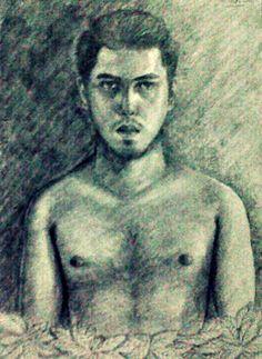 My quick realistic sketch - If I were Adam