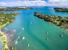 Waiheke Island Is New Zealand's Answer to Montauk - Condé Nast Traveler