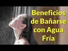 6 Beneficios de Bañarse con Agua Fría o Beneficios de Ducharse con Agua Fria - YouTube