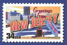 1980's Postcards
