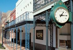 Palafox St Pensacola FL... great place to have lunch and relax