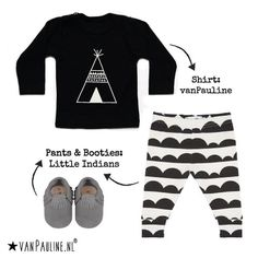 ★OUTFIT INSPIRATION★ Tipi shirt available at www.vanpauline.nl