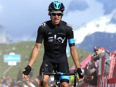 123. Giro d'Italia - Stage 10: Cordenons - Altopiano del Montasio [14/05/2013] Rigoberto Uran