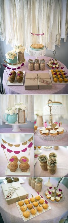 Valentine's Day Sweets Table Inspiration