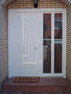 1000 images about puertas y ventanas on pinterest for Puertas exteriores baratas