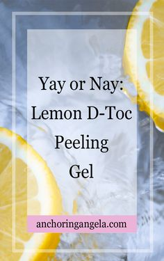 Skin Care is so important. This peeling gel is used to help exfoliate and brighten your skin. It's almost like a facial mask. Click through to see how I use it in my Skin care routine!