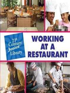 Books to Encourage Pretend Play: Restaurant Starting A Restaurant, Restaurant Owner, Restaurant Kitchen, The French Laundry, Under Pressure, Secret Life, Pretend Play, Media Marketing, Service Design