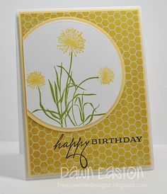 Happy Birthday by TreasureOiler - Cards and Paper Crafts at Splitcoaststampers