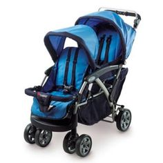 Foundations The Duo Double Tandem Stroller