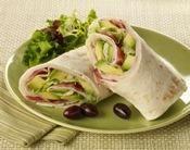 Turkey California Avocado Lavosh Wrap