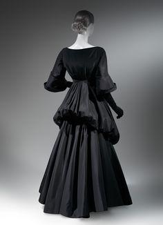 Charles James (American, born Great Britain, 1906–1978). Opera coat, 1956.