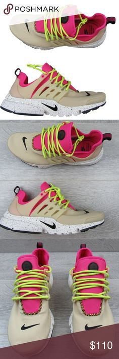 Nike Air Presto Ultra SI Womens Running Shoes 2117a7a02e2b