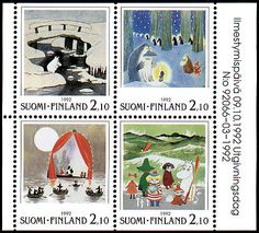 Stamps - Finland